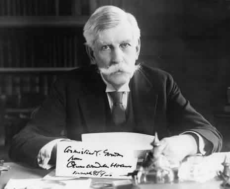 Oliver Wendell Holmes political party