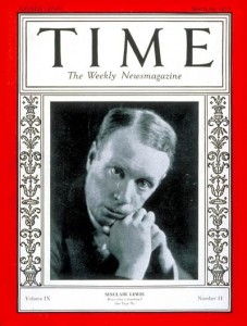 Sinclair Lewis Time