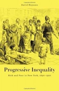 Huyssen Progressive Inequality