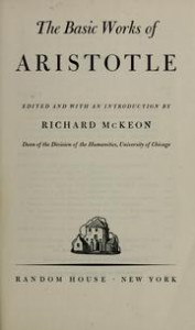 Basic-Works-of-Aristotle-McKeon