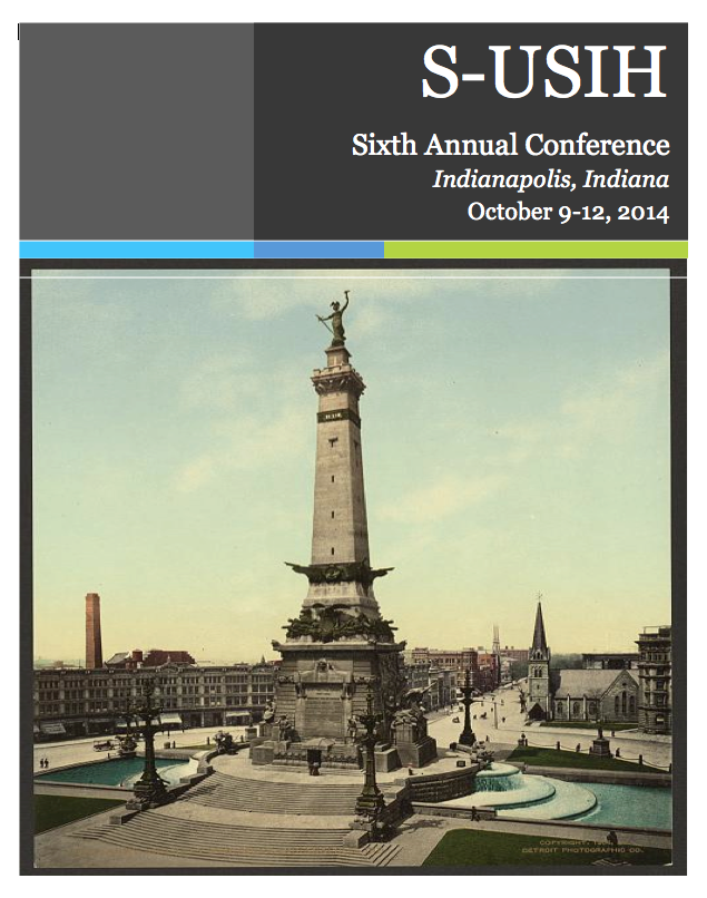 S-USIH conference program image
