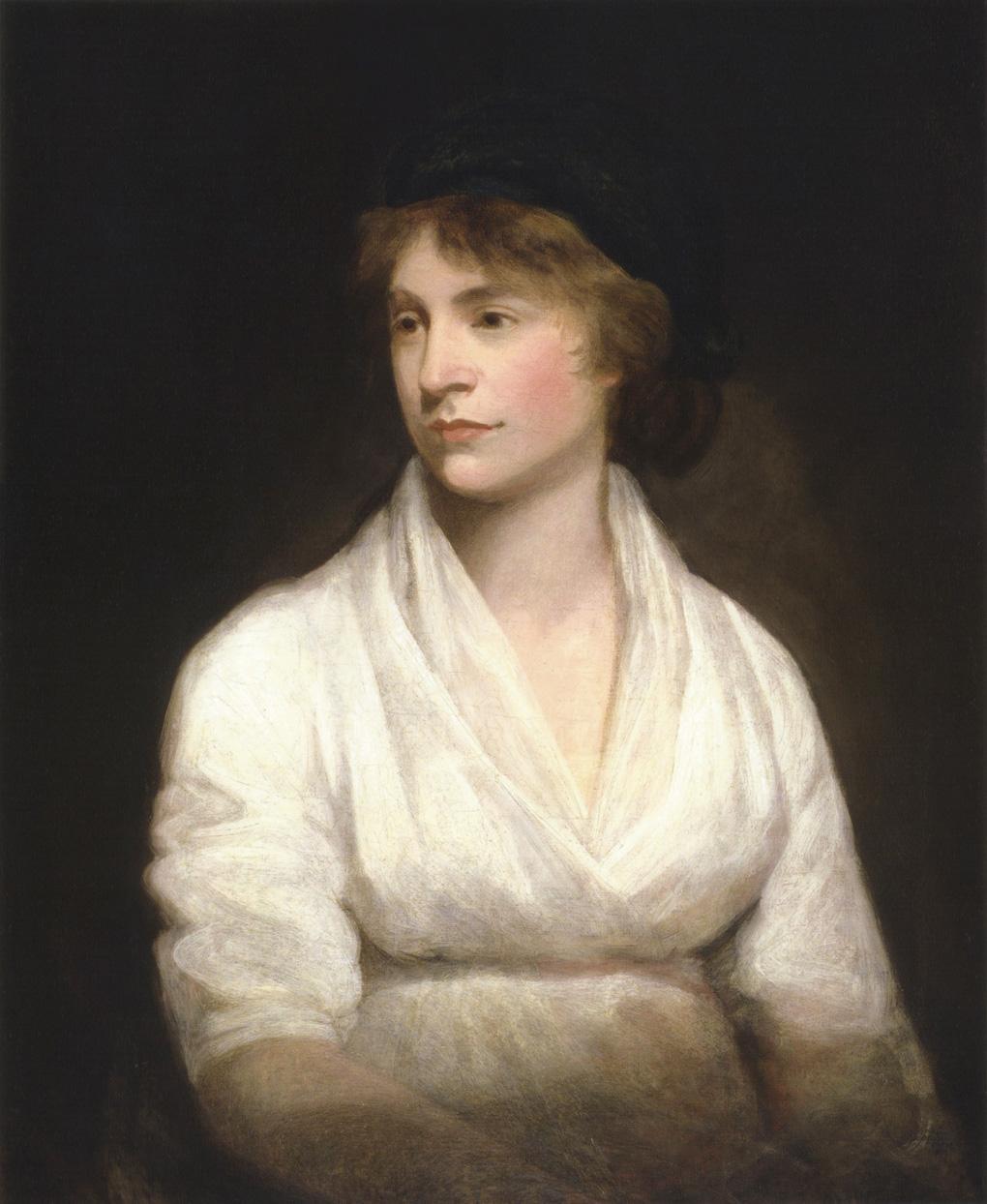 Mary Wollstonecraft Vindication Rights Women