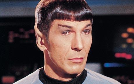 Leonard Nimoy Spock When have you felt Leonard-