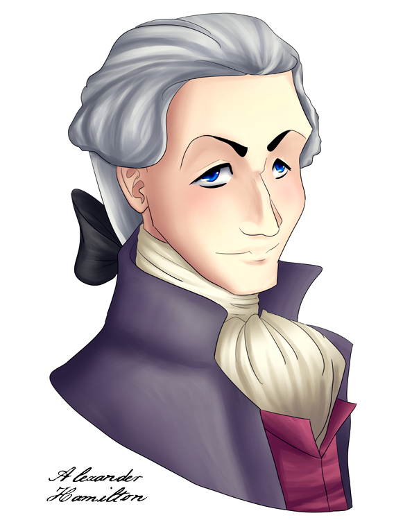 A Discussion on the Political Career of Alexander Hamilton