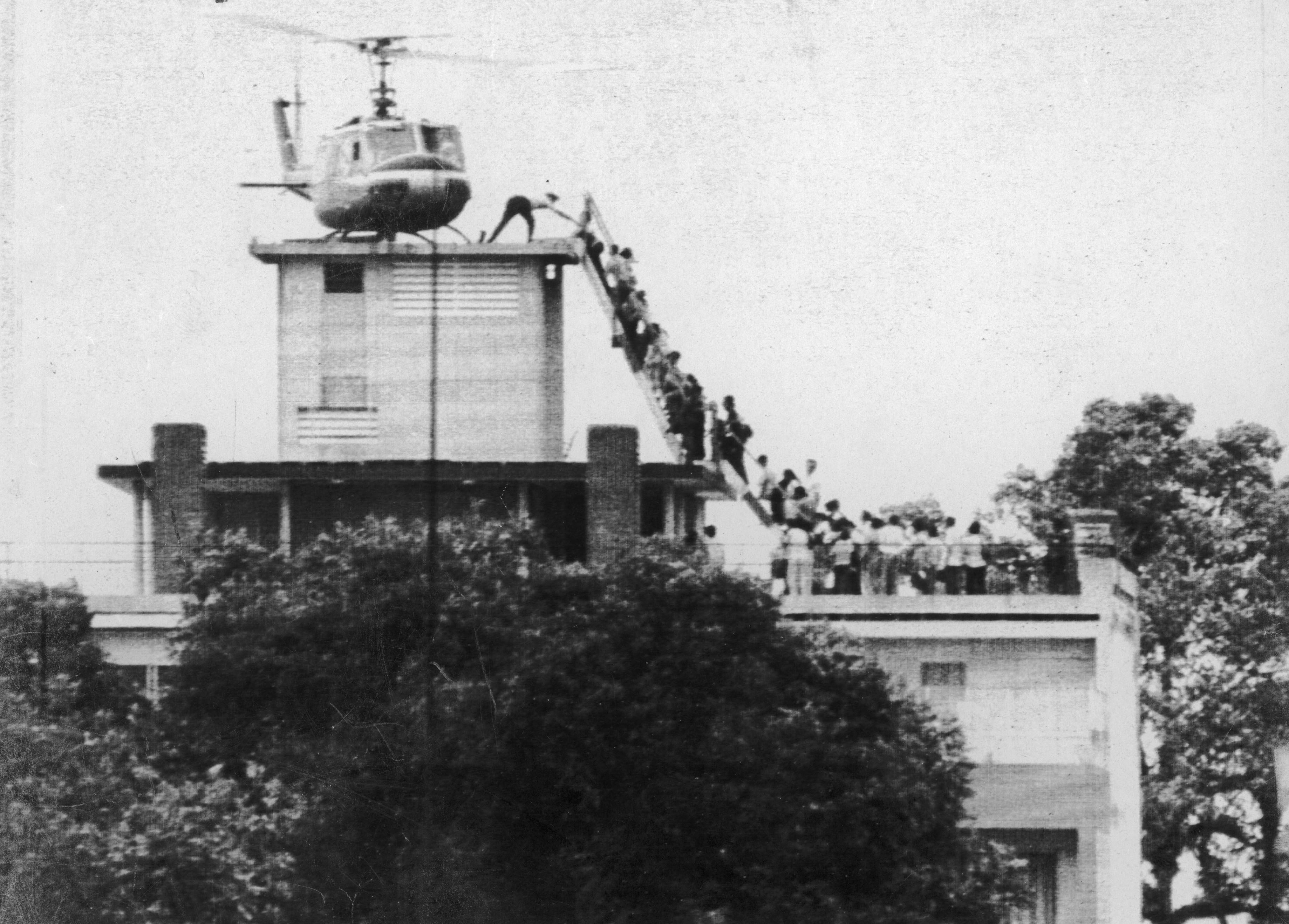 """fall of saigon San jose — forty-two years after saigon fell to the communists on april 30, 1975, the memories are still too painful for khanh nguyen """"we still remember it because it was tragic for south vietnam,"""" said the 67-year-old nguyen, a san jose resident who served in the south vietnamese military ."""
