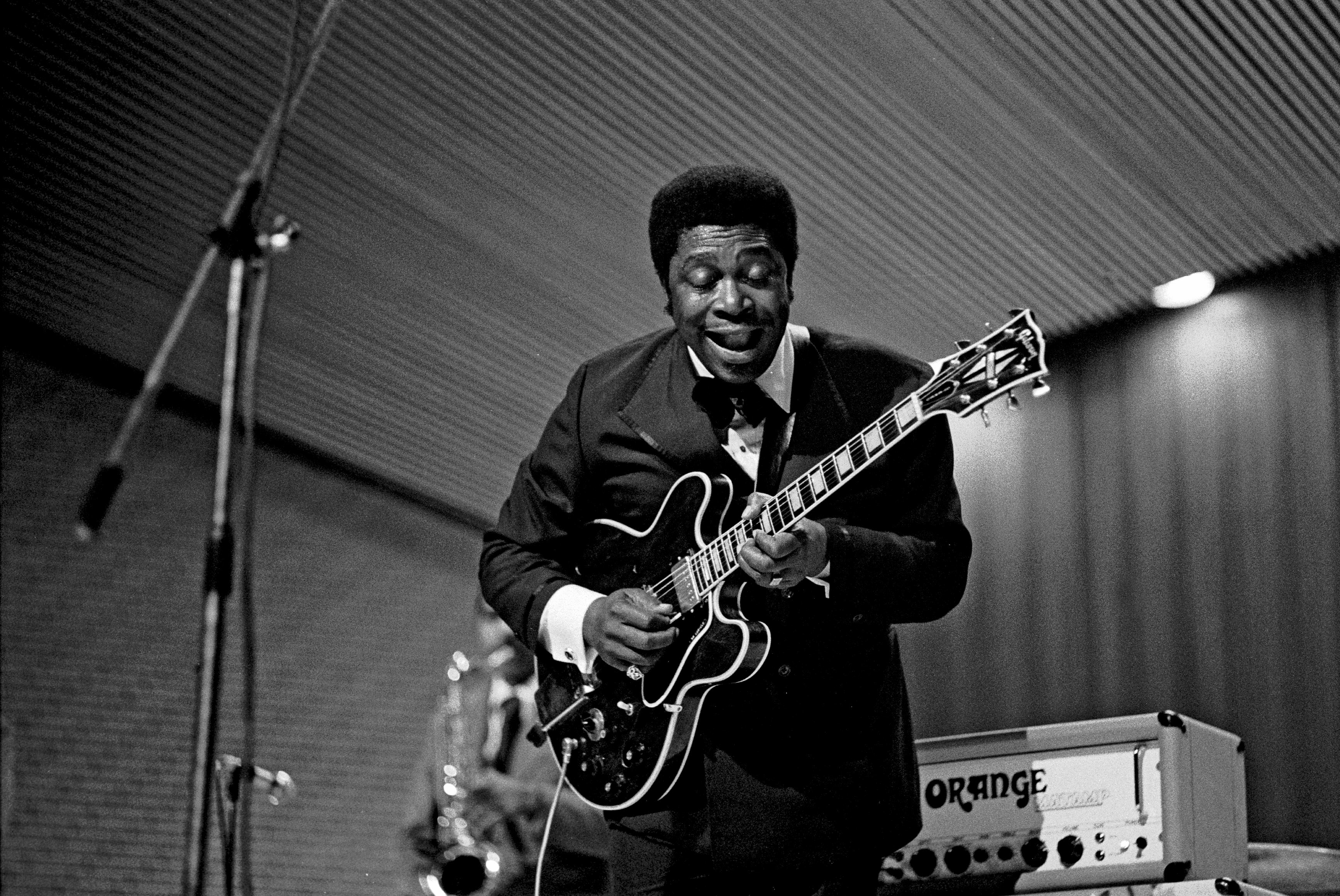 B B  King, The Blues, and African American Identity | Society for US
