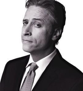Jon Stewart, public intellectual -- whether he likes it or not.