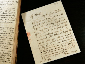 1762-10-04 John to Abigail Adams and Letterbook