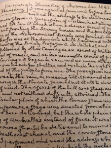 JQA Diary 1843