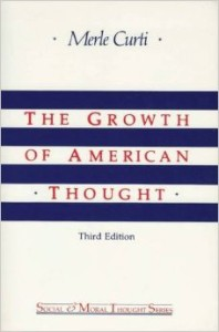 growth of american thought