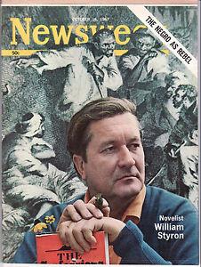 Styron Newsweek