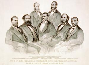 First Black Congressmen