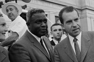Jackie Robinson Nixon