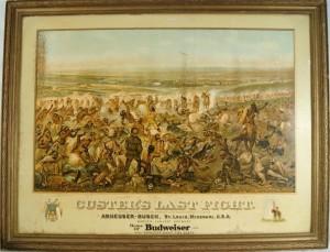 custer budweiser