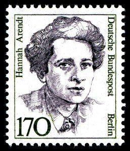 Arendt-stamp