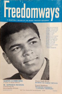 muhammad ali freedomways