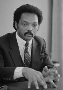 Jesse Jackson, July 1983